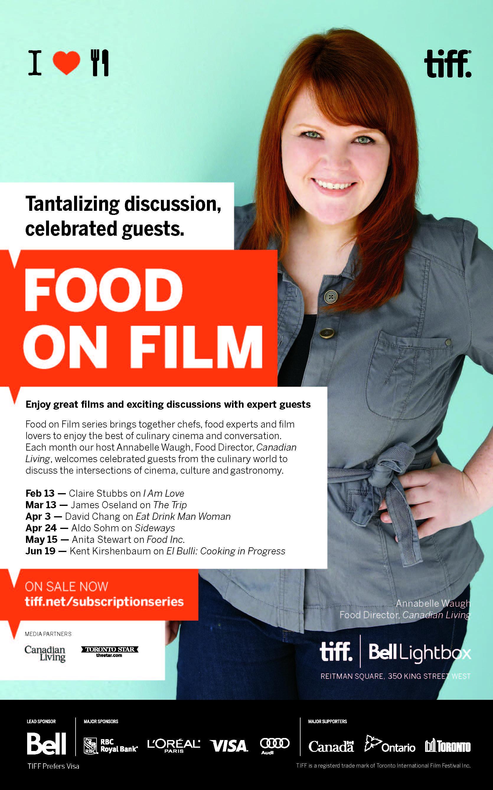 Food on Film_TIFF
