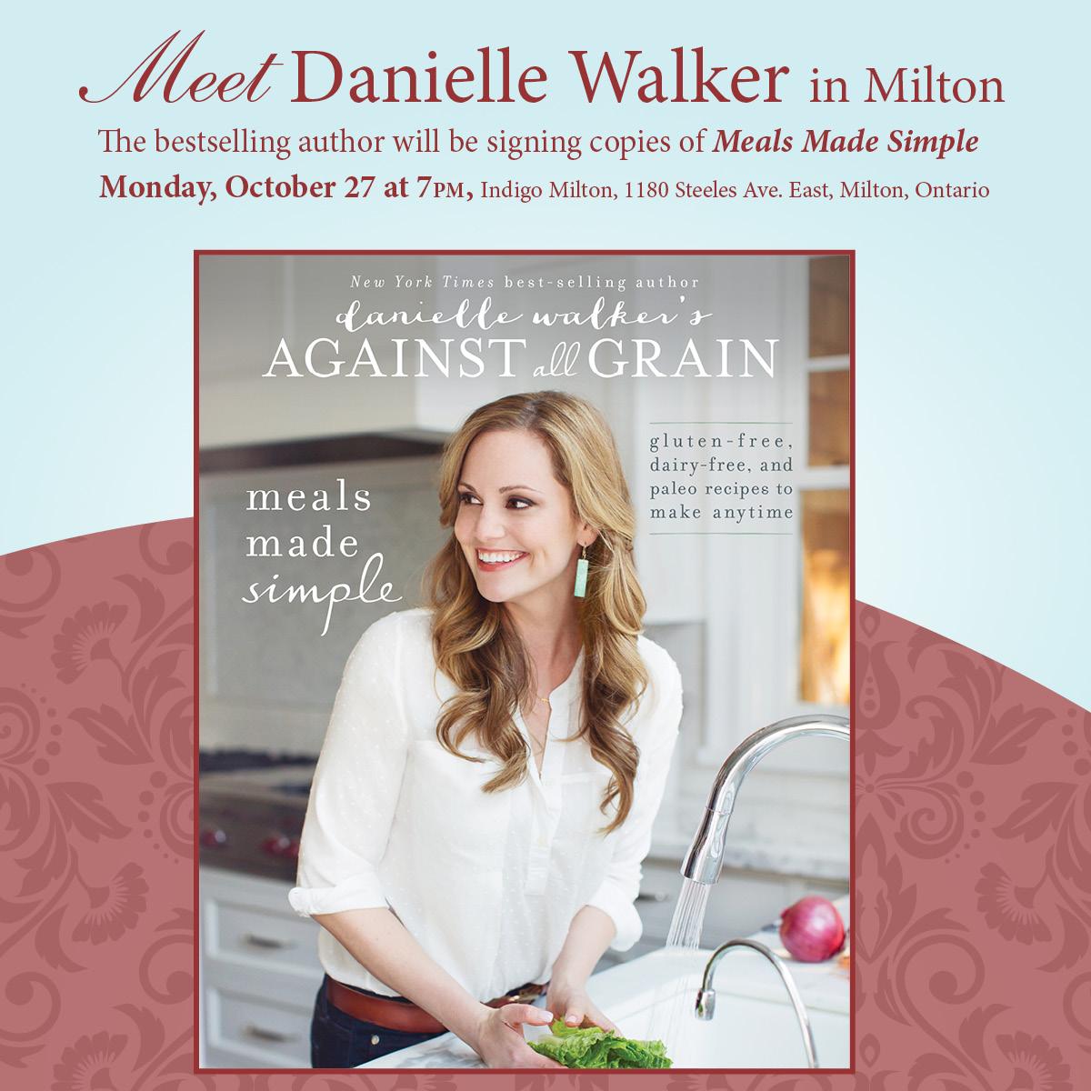 Meet Danielle Walker in Milton