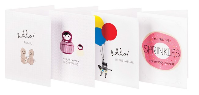 1-Cassie Leung Greeting Cards