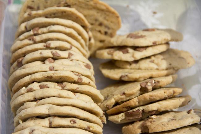 1-Chocolate Chip and Nuts cookie Bin bin Icecream