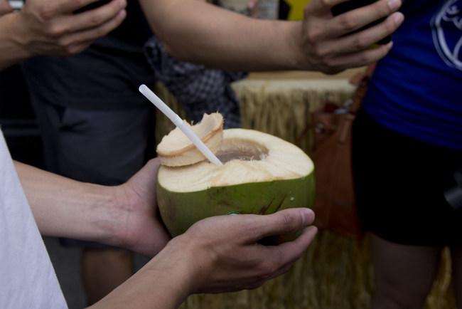 1-Fresh and Natural Coconut Menu