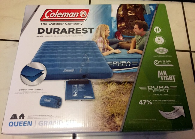Review The Coleman Durarest Queen Mattress Heartless Girl