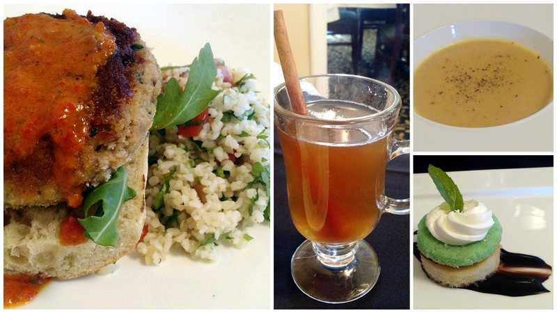 Ste Anne Spa Lunch