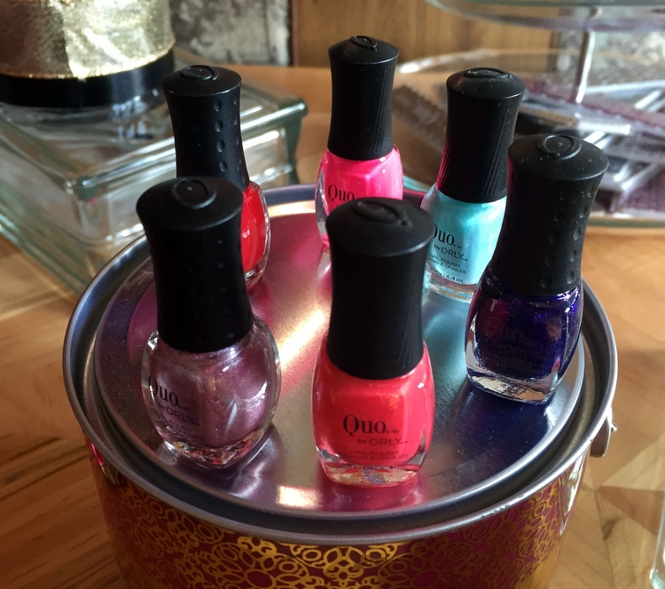 Quo by ORLY Perfectly Painted 12-Piece Mini Nail Lacquer Set $35.00