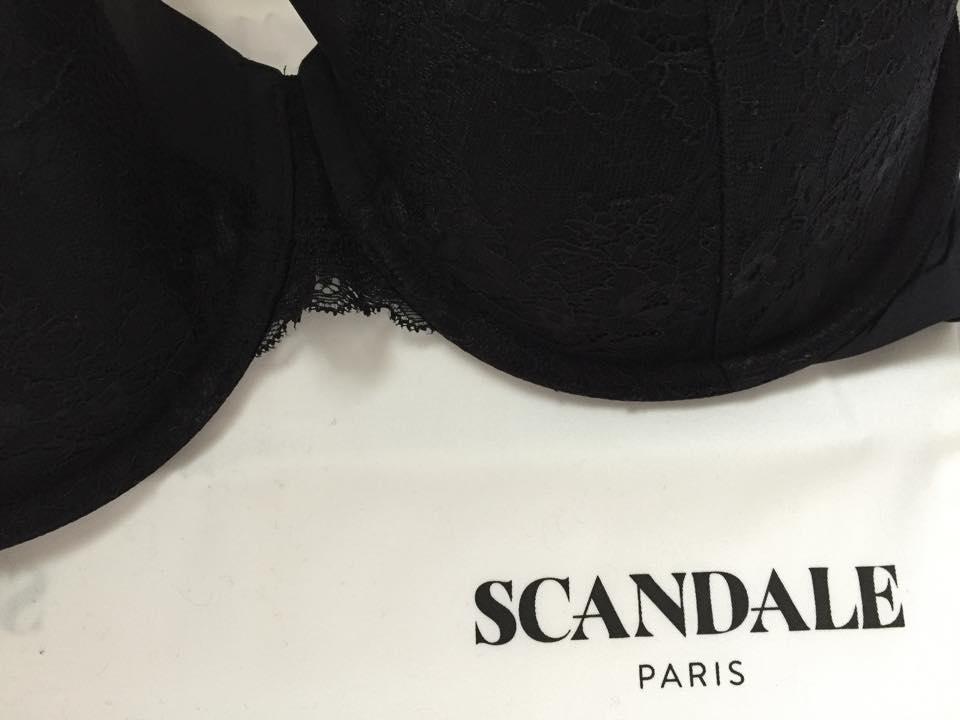 Scandale Paris