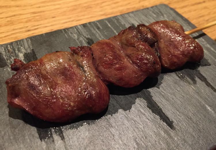Hatsu (chicken heart)