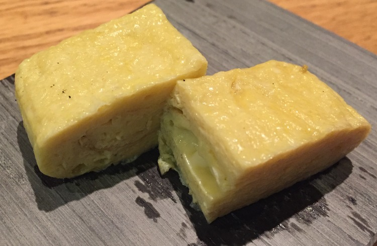 Dashi Maki ( Japanese omelette)