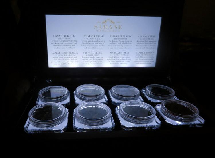 Sloane Tea Box