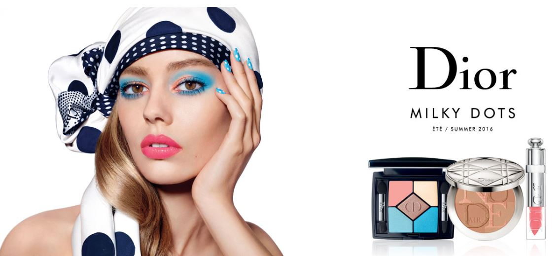 Dior Summer Milky Collection