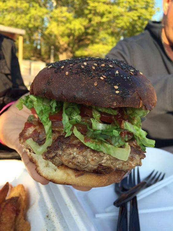 County Burger