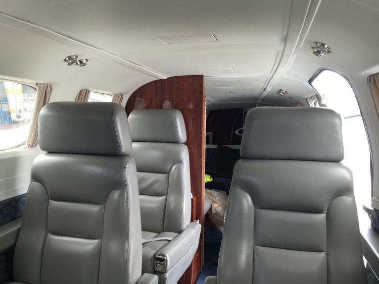 Plane? Or van?