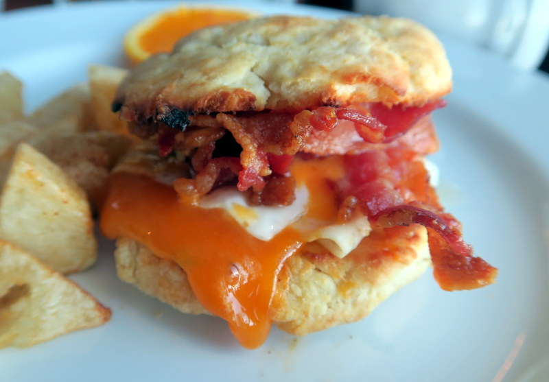 The best breakfast sandwich ever