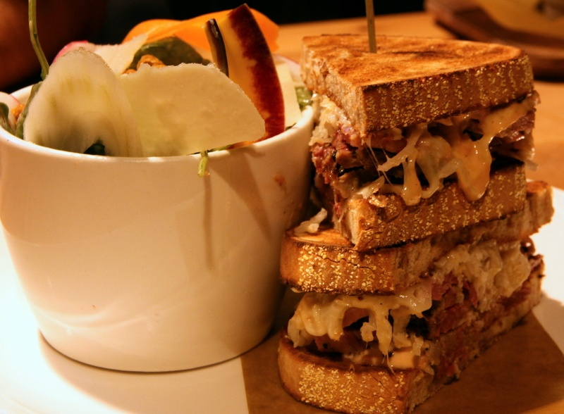 Low & Slow Reuben Sandwich $16