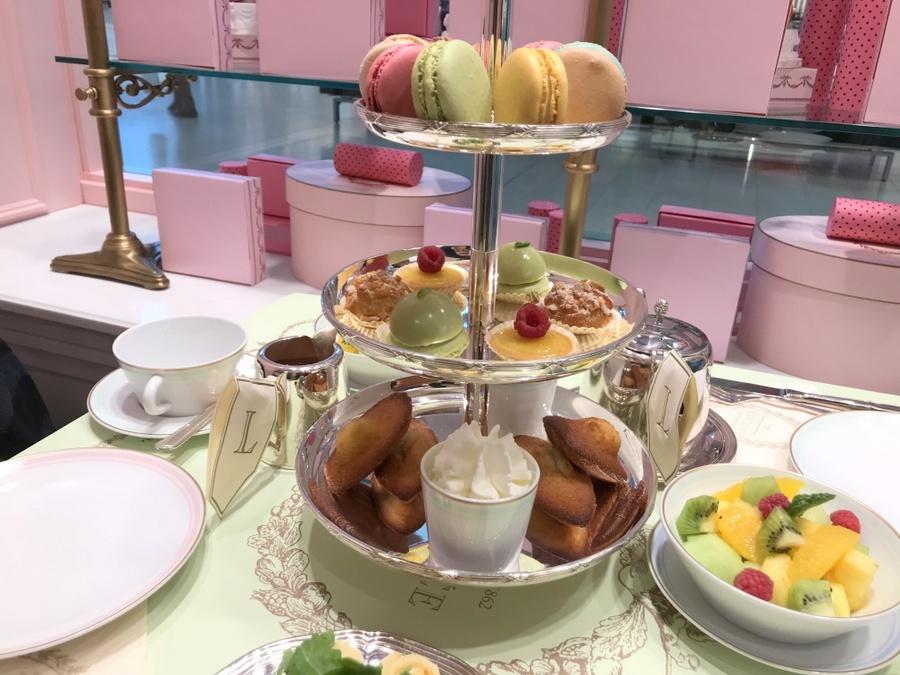 Afternoon Tea at Ladurée Yorkdale – Heartless Girl